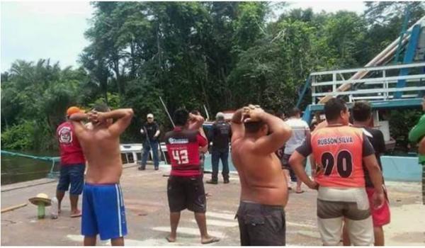 Vista como cidade violenta, TRE aprova Forças Federais para Nhamundá nas eleições 2020