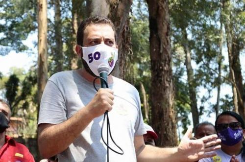 Ibope São Paulo: Boulos passa Russomanno e fica em segundo lugar