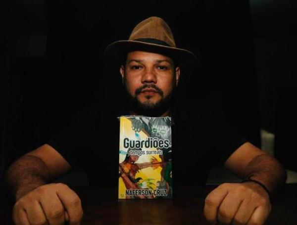 Jornalista Naferson Cruz lança livro de ficção sobre mitologia indígena amazônica