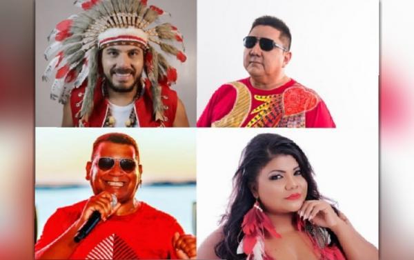 As vozes do Festival de Parintins se encontram em live neste sábado (21/11)