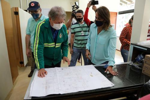 Arthur anuncia inauguração do Centro Especializado de Reabilitação de Manaus