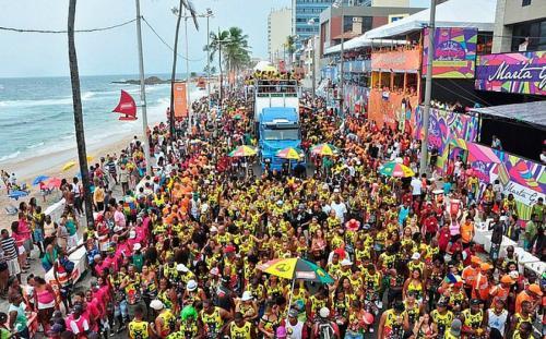 Carnaval de Salvador não será realizado em fevereiro de 2021