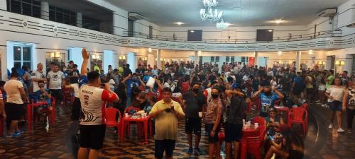 Fiscalização fecha três festas com aglomeração e descumprimento de decreto