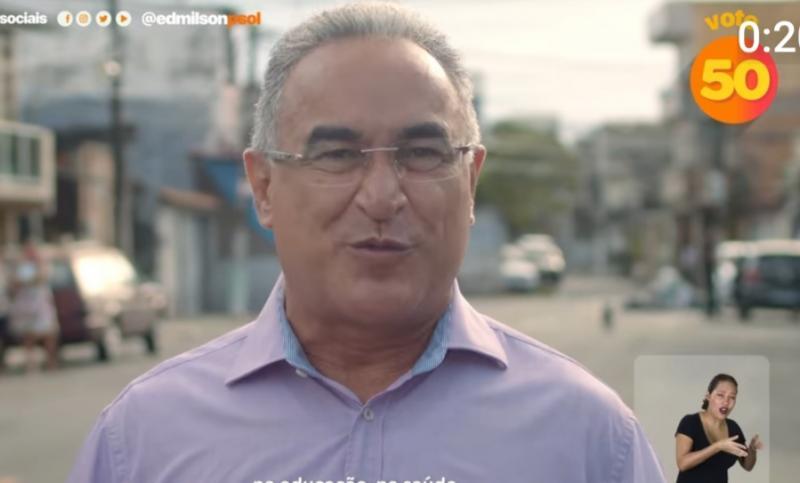Edmilson Rodrigues, do Psol, é o novo prefeito de Belém