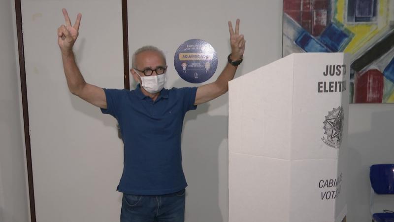 Cícero Lucena é eleito prefeito em João Pessoa