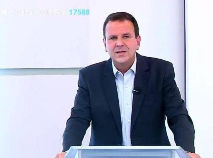 Eduardo Paes é eleito prefeito do Rio de Janeiro