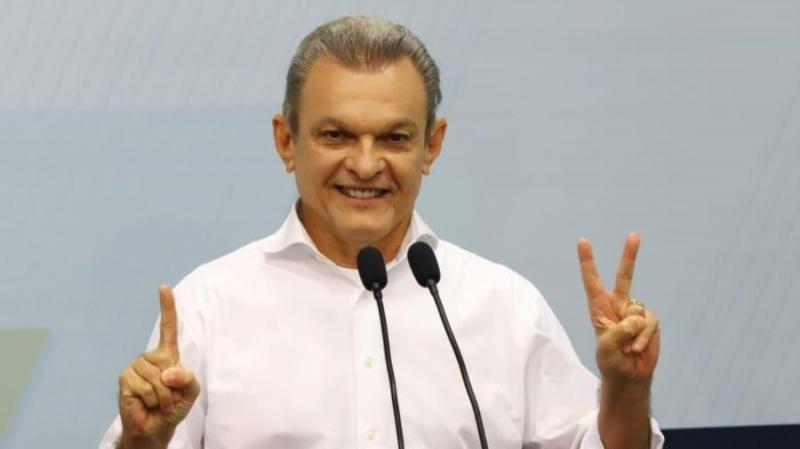 José Sarto, do PDT, é eleito prefeito de Fortaleza