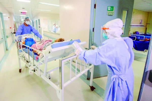 Amazonas tem 410 pacientes internados de Covid-19