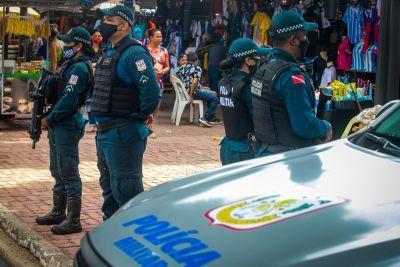 Concurso da Polícia Militar inicia inscrições nesta segunda (30)