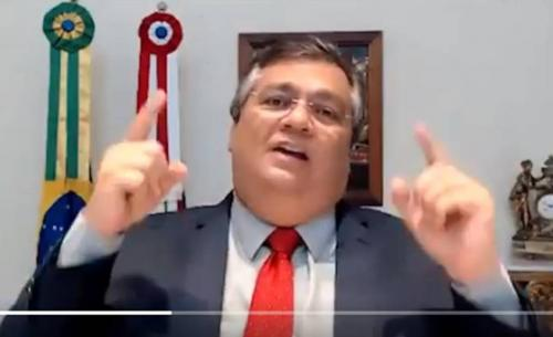 Flávio Dino vai ao STF para que governadores comprem vacinas, mesmo sem autorização da Anvisa