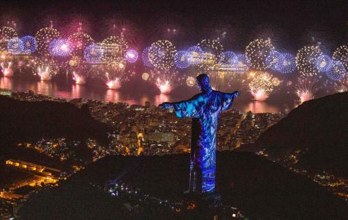Rio cancela oficialmente festa do réveillon 2021