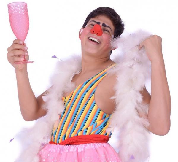 'Palhaço Pingo' prepara nova série de Lives para alegrar o final de semana