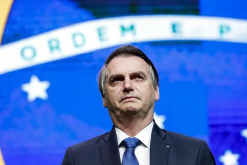 Bolsonaro é eleito 'Corrupto do Ano' por consórcio internacional