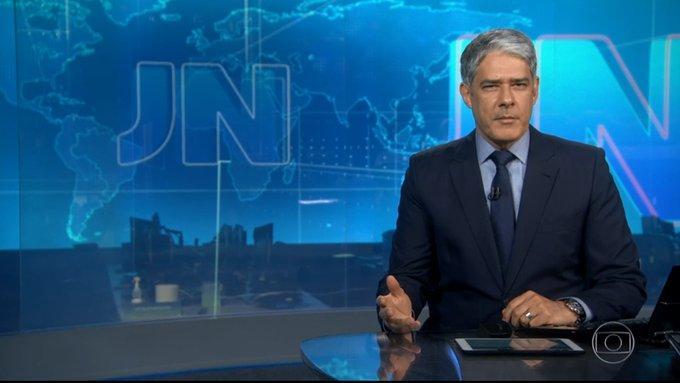   Bolsonaro ataca Bonner: 'você é o maior canalha que existe'