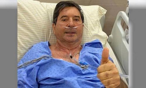 Morre Maguito Vilela, prefeito licenciado de Goiânia, vítima da Covid-19