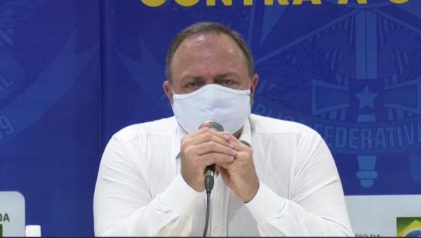 Após pressão, Pazuello diz que Manaus será a primeira a ser vacinada, em janeiro
