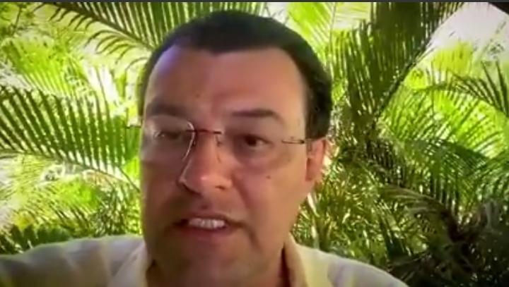 Eduardo Braga pede a Bolsonaro intervenção federal na saúde do Amazonas