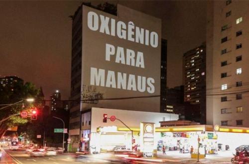 Desde novembro, Amazonas já sabia da insuficiência de oxigênio nos hospitais