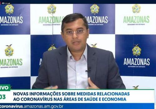 Augusto Aras determina abertura de inquérito no STF contra governador do AM por omissão na pandemia