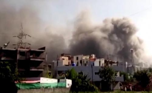 Incêndio atinge maior fabricante mundial de vacinas, na Índia