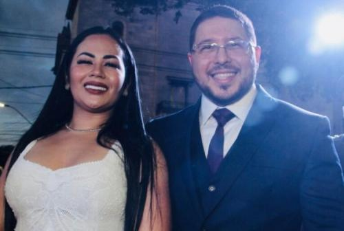 David Almeida nomeia esposa do vice-governador para Casa Civil de Manaus