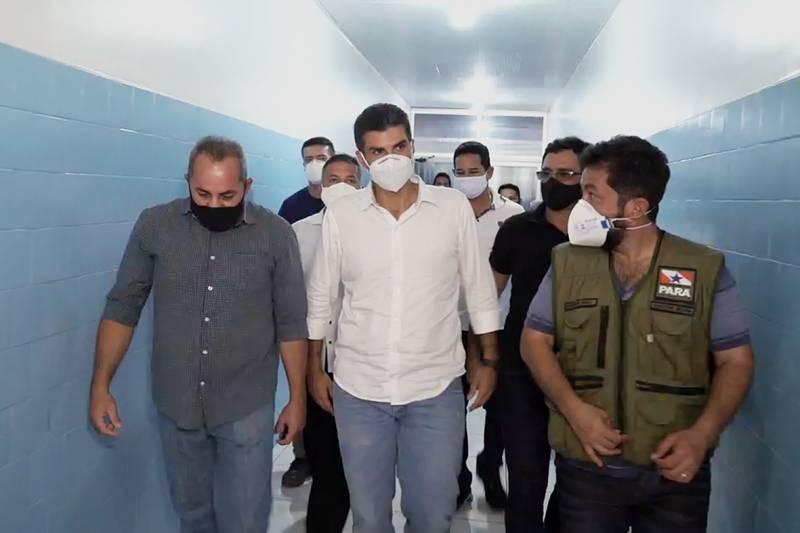 Estado garante apoio ao município de Terra Santa para transferência aérea de pacientes