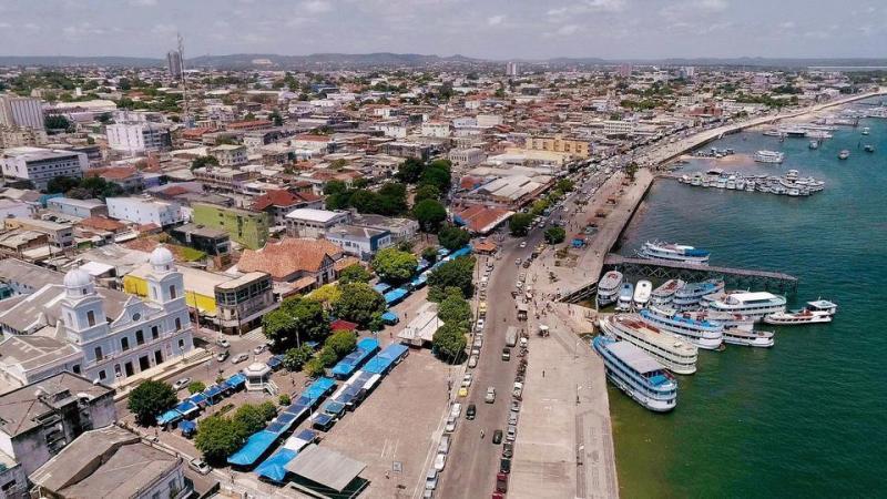 Em alerta, Santarém fecha shoppings e bares; comércio funciona até às 15h