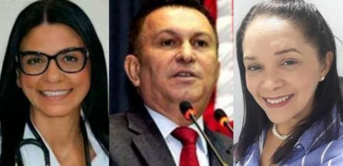 Três secretários de David Almeida constam na lista de vacinados