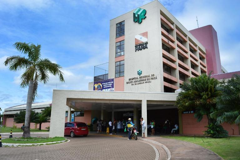 HRBA, em Santarém, atinge 100% de ocupação e governador decide reabrir Hospital de Campanha