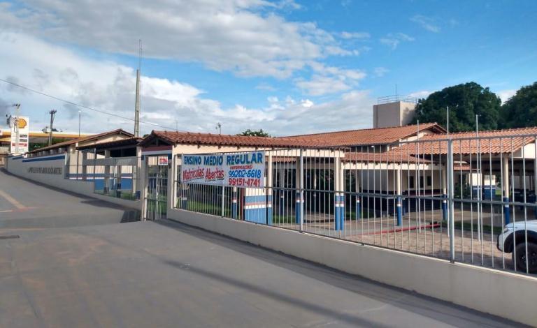 Novo Hospital de Campanha de Santarém deve ser montado na escola Maria Uchôa Martins