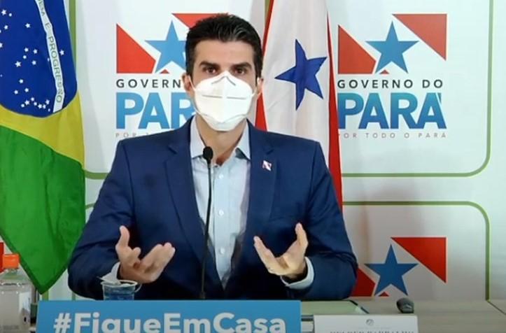 MP Eleitoral pede a cassação do governador do Pará, por abuso dos meios de comunicação e fake news
