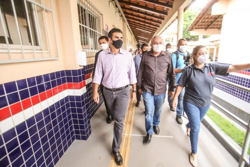 Governo e Prefeitura abrem Hospital de Campanha com 60 leitos, em Santarém