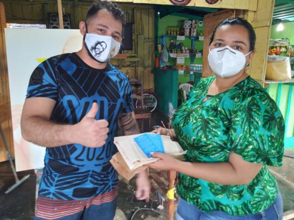 Em Parintins, concurso cultural ajuda artistas afetados com a pandemia