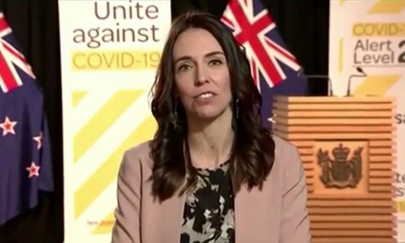 Após três novos casos de covid-19, primeira ministra da Nova Zelândia decreta lockdown