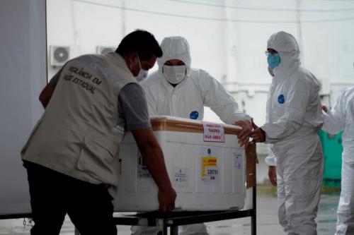 Ministério da Saúde assina contrato com Butantan para comprar mais 54 milhões de doses da CoronaVac