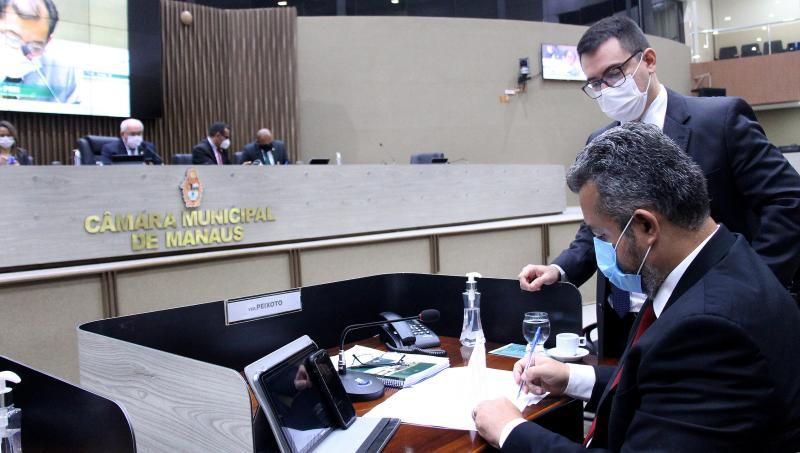 CPI da Amazonas Energia na CMM já tem 21 assinaturas e deve ser instalada na segunda (22)