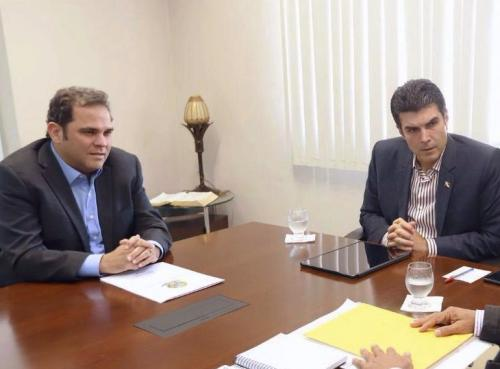 José Priante assume a presidência do MDB do Pará