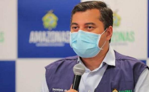 Governador diz que vacinação do dia 22 de fevereiro será para Manaus e todo o interior