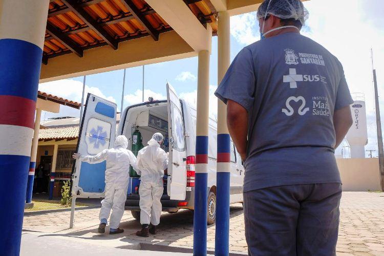 Mais cinco mortes e 77 novos casos da Covid-19 confirmados em Santarém, nas últimas 24h