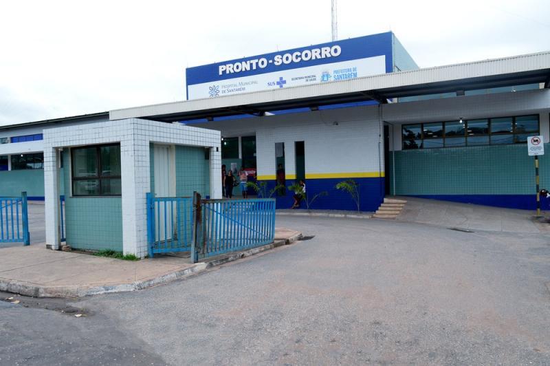 MPPA e Conselho Municipal de Saúde vistoriam Hospital Municipal de Santarém