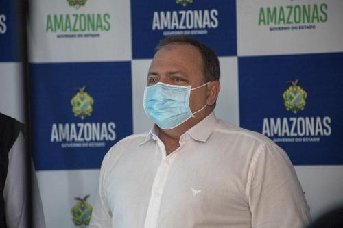 Pazuello diz a PF que soube do colapso em Manaus às vésperas e contradiz AGU