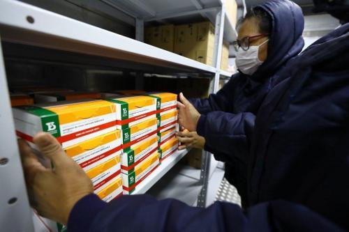 Wilson Lima quer comprar 1,2 milhão de vacinas e aguarda resposta de laboratórios