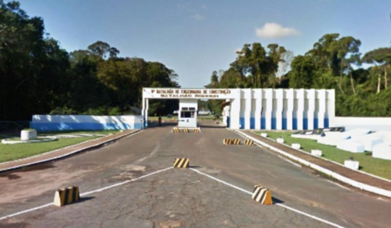 Militares do 8º BEC de Santarém flagrados desviando toneladas de alimentos do quartel