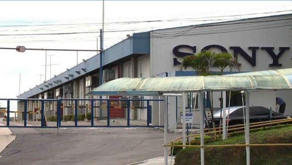 Sony fecha fábrica no Distrito Industrial de Manaus e deixa o Brasil