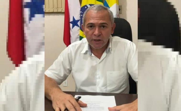 Prefeito de Santarém adere ao consórcio de prefeitos para compra de vacina contra a Covid