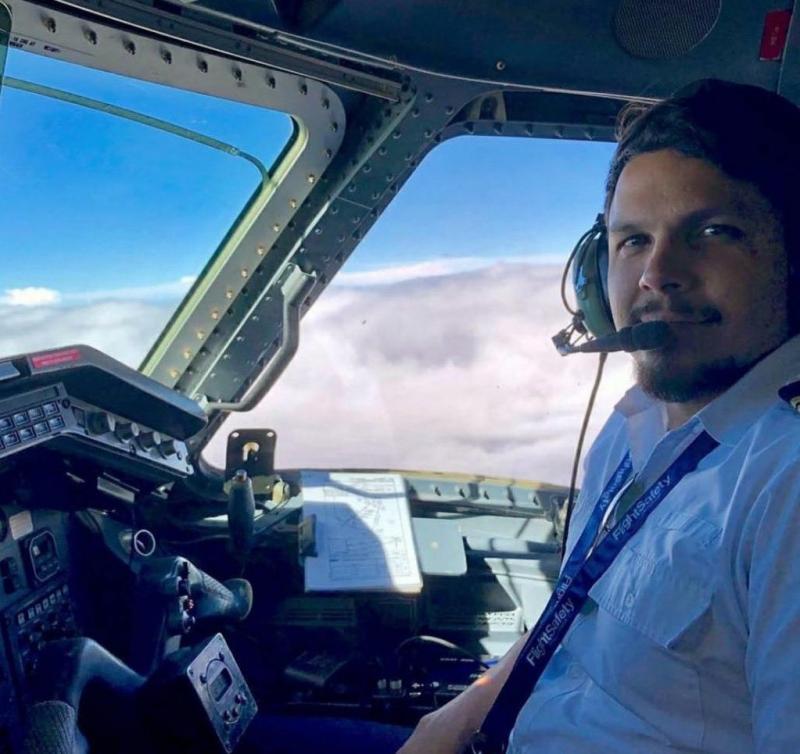Piloto santareno desaparecido há mais de um mês, é encontrado vivo em Laranjal, no Amapá