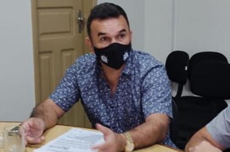 Vereador Erlon Rocha propõe vacinação de coveiros contra a Covid, em Santarém