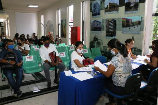 Seduc convoca mais de 600 profissionais para atuação em Manaus e no interior
