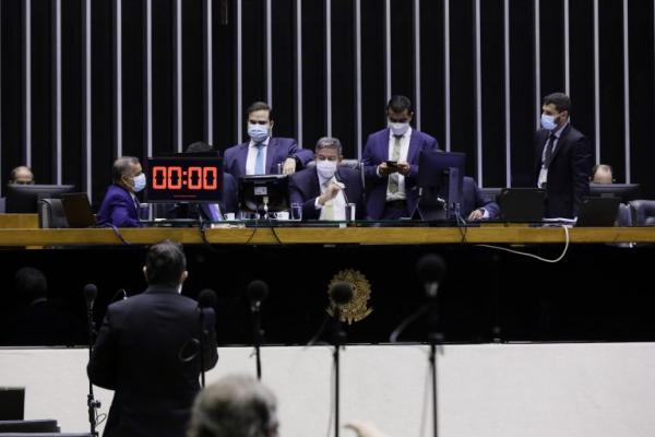 Câmara aprova em 2º turno PEC que possibilita retomada do auxílio emergencial