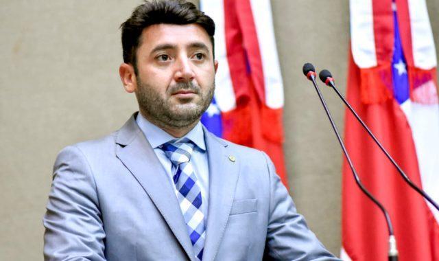Carlinhos Bessa é eleito novo vice-presidente da Aleam